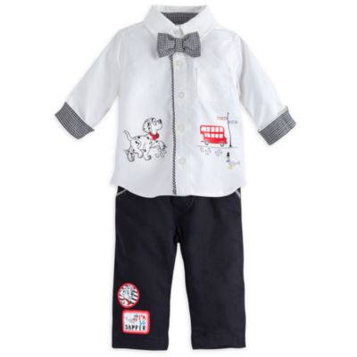 101 Dalmatians Baby Smart Shirt and Trousers Set