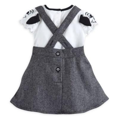 101 Dalmatians Baby Body Suit and Dress Set