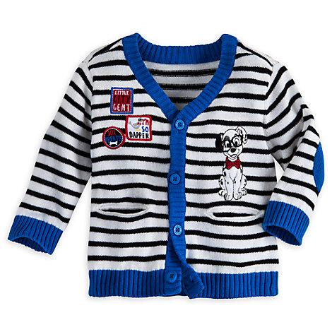 101 Dalmatians Baby Cardigan