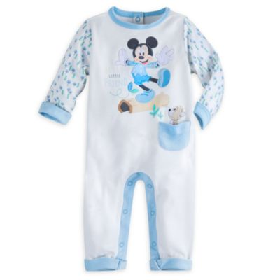 Mickey Mouse Layette Baby Romper