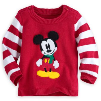 Mickey Mouse Festive Collection Baby Jumper