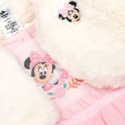 Minnie Mouse Baby Party Dress Set