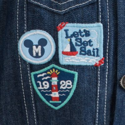 Mickey Mouse Baby Jacket