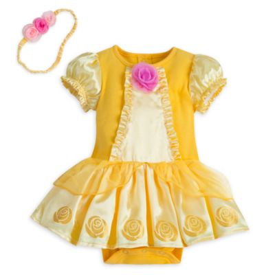 Belle Character Baby Body Suit