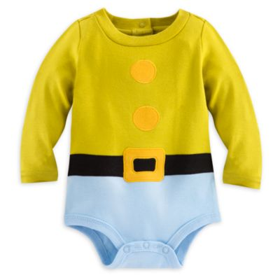 Dopey Character Baby Body Suit