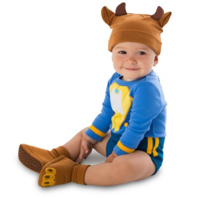 Beast Character Baby Body Suit
