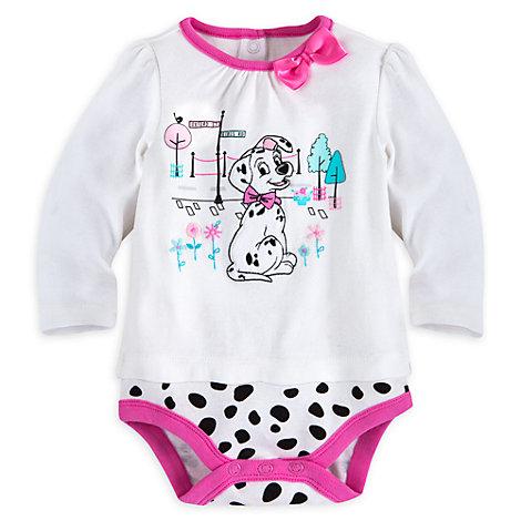 101 Dalmatians Baby Body Suit