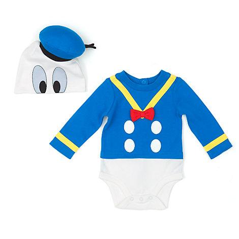 Donald Duck Baby Costume Body Suit