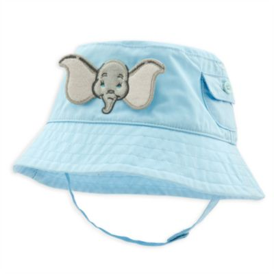 Dumbo Layette Baby Blue Sun Hat
