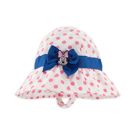 Minnie Mouse Pink Baby Swim Hat