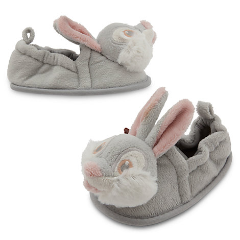 Thumper Layette Baby Slippers