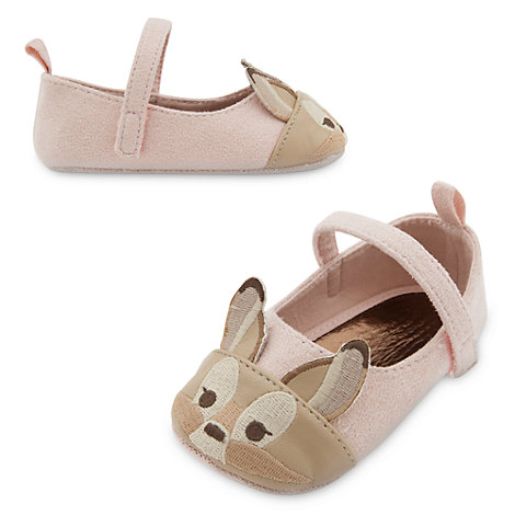 Bambi Layette Baby Shoes