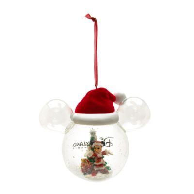 Julgranspynt med Musse Pigg-öron