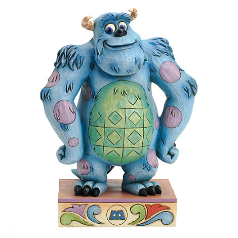 Disney Traditions Sulley Figurine