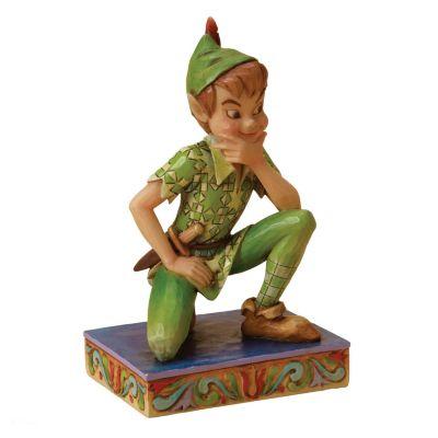 Disney Traditions Peter Pan Champion Figurine