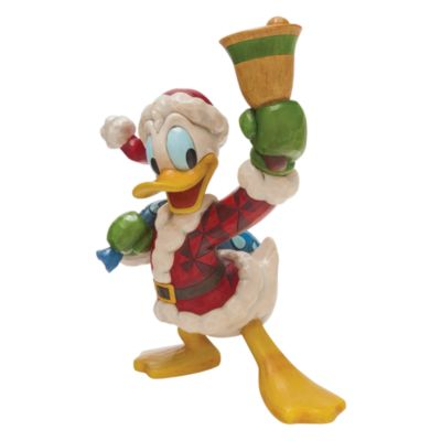 Disney Traditions Donald Duck Holidays Figurine