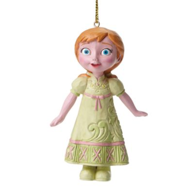 Disney Traditions Young Anna Hanging Ornament