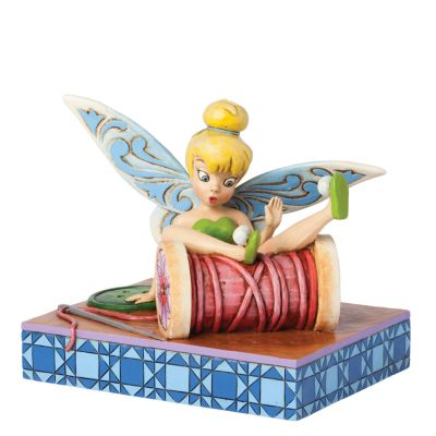 Disney Traditions Tinker Bell 'Falling Fairy' Figurine