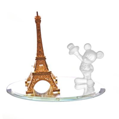 Arribas Glass Collection, Mickey Mouse Paris Figurine