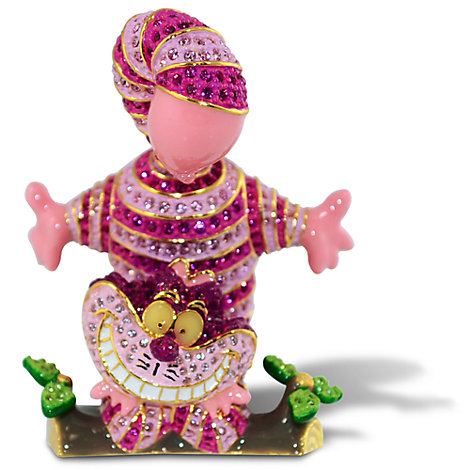 Arribas Jewelled Collection, Cheshire Cat Limited Edition Figurine