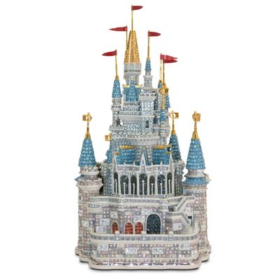 Arribas Jewelled Collection, Cinderella Castle Large Figurine