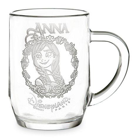 Arribas Glass Collection, Anna Glass Mug