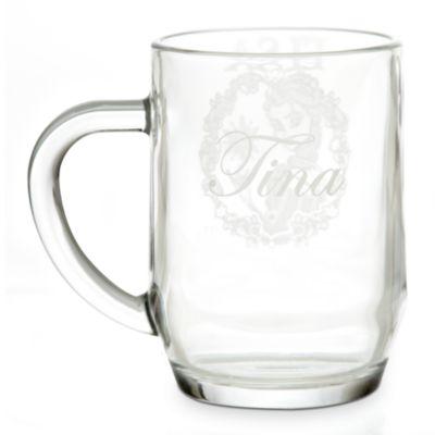 Arribas Glass Collection, Elsa Glass Mug