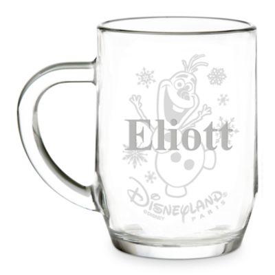 Arribas Glass Collection, Olaf Glass Mug