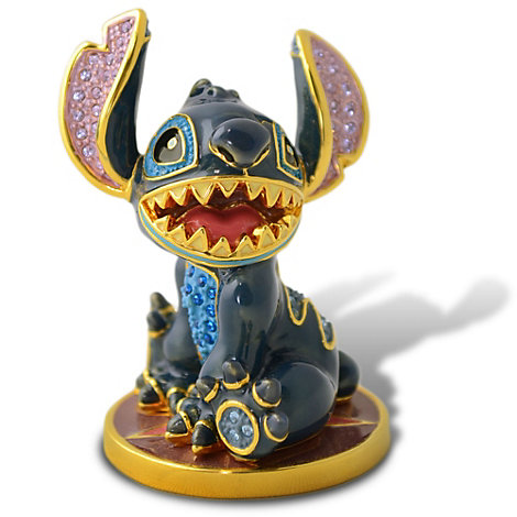 Arribas Jewelled Collection, Stitch Limited Edition Figurine