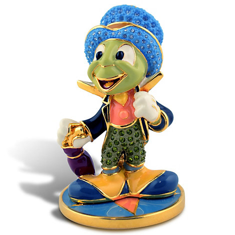 Arribas Jewelled Collection, Jiminy Cricket Limited Edition Figurine