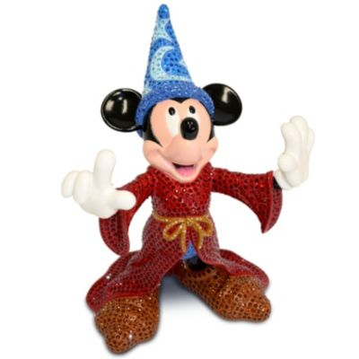 Arribas Jewelled Collection, Sorcerer Mickey Mouse Large Figurine