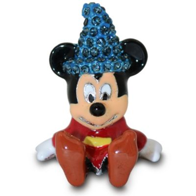 Arribas Jewelled Collection, Sorcerer Mickey Mouse Miniature Figurine