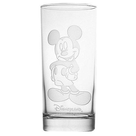 Arribas Glass Collection, Disneyland Paris Mickey Long Glass