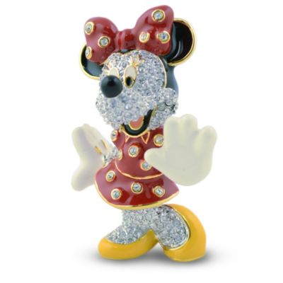 Arribas Jewelled Collection, Minnie Mouse Figurine