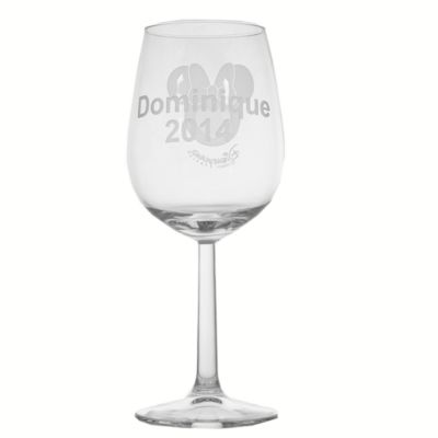 Arribas Glass Collection, Disneyland Paris Minnie Mouse Wine Glass