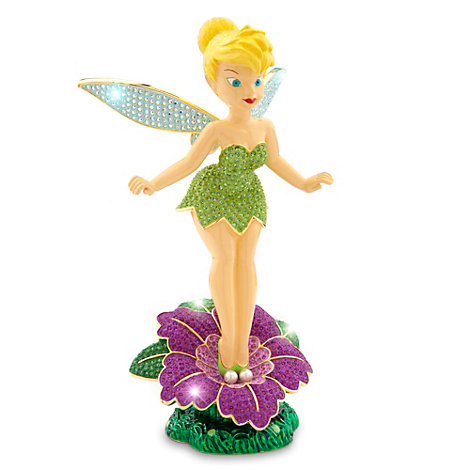 Arribas Jewelled Collection, Tinker Bell Large Limited Edition Figurine