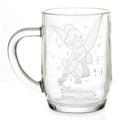 Arribas Glass Collection, Tinker Bell Glass Mug