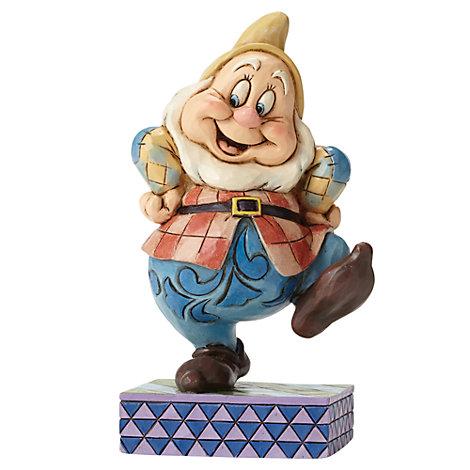 Disney Traditions Happy Figurine