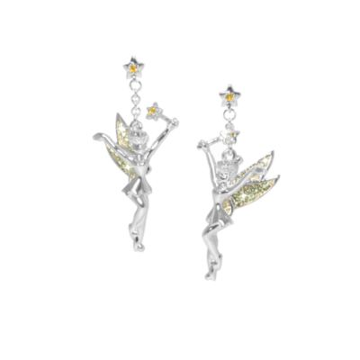 Tinker Bell Earrings, Arribas Jewelled Collection