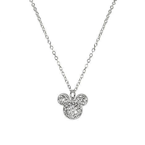 Mickey Mouse Icon Necklace, Arribas Jewelled Collection