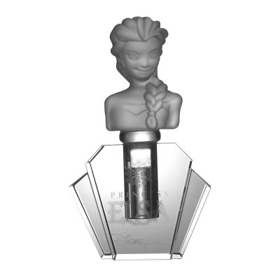 Elsa From Frozen Perfume Bottle, Arribas Glass Collection
