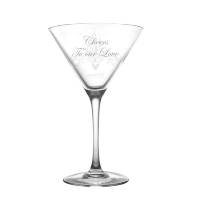 Disneyland Paris Cocktail Glass, Arribas Glass Collection