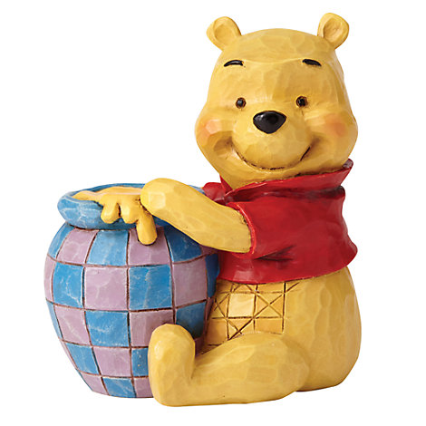 Disney Traditions Winnie the Pooh Figurine