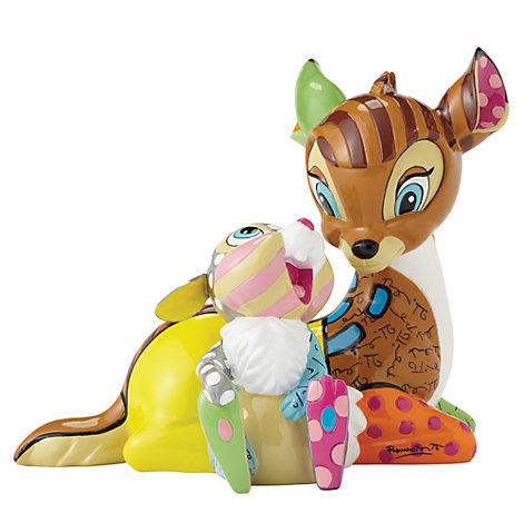 Britto Bambi and Thumper Figurine
