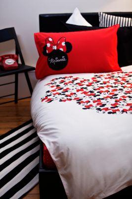 Minnie Mouse Single Duvet Cover Set