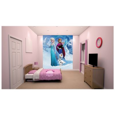 Frozen 8 Panel Decorative Wall Mural