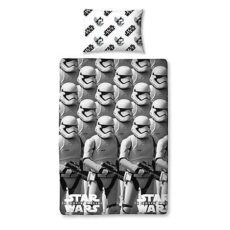 Star Wars: The Force Awakens Stormtrooper Single Duvet Cover Set