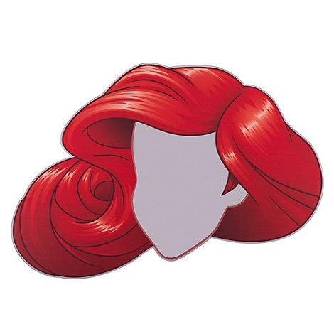 Ariel Face Wall Mirror, The Little Mermaid