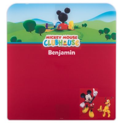 Mickey Mouse Memo Board