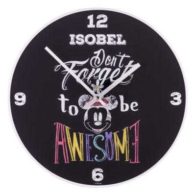 Minnie Mouse Analogue Wall Clock